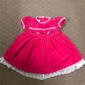 Rebecca Raggs- Pink Dress